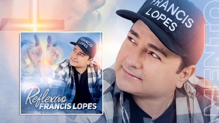 "Cantor Francis Lopes, emplaca ""Deus Vem Cuidar de Nós"" música sobre a Covid-19"